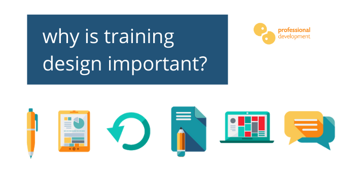Why is Training Design Important?