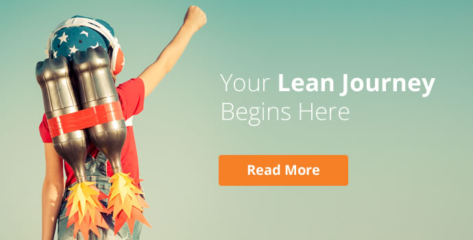 The Lean Journey - Taking Your First Steps