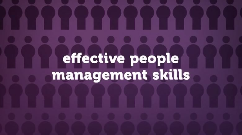 A short video about our QQI People Management Course