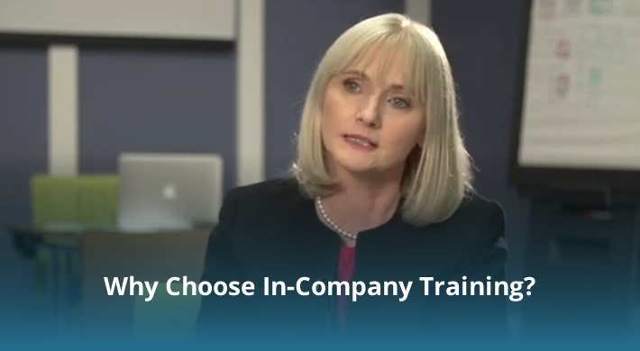 Why Choose In-Company Training